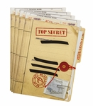 Top Secret Notebook (4-pack)