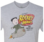 Little Rocket Man Tee (Adult Size)