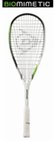 Dunlop Biomimetic MAX Squash Racquet, no cover