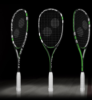 Eyerackets X.Lite 125 POWER Squash Racquet - Demo, used 5 min