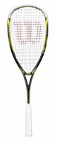 last few - Wilson Ripper 140 BLX Squash Racquet, no cover