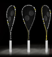 sold out  - 2017 - Eyerackets V.Lite 125 POWER Squash Racquet Floor Sample