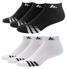 Adidas 3-Stripe Low Cut Man's Socks, 3-pack, BLACK