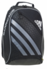 Adidas Barricade IV Tour Backpack, Black / Silver