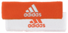 Adidas Interval Reversible Headband, Orange / White