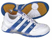 Adidas Stabil 6 Squash / Indoor Lady's Shoes, White