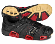 Adidas Stabil S Squash / Volleyball Men's Shoes, Black / Red