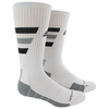 Adidas Team Speed Traxion Crew Socks, White, 1-pack