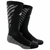 Adidas Team Speed Traxion Shockwave Crew Socks, Black, 1-pack