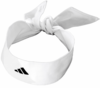 Adidas Tennis Tie II Hairband, White