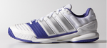Adidas adiPower Stabil 11 Women's Court Shoes, Purple