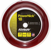 Ashaway PowerNick Squash String, 18g, Red, REEL