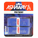 Ashaway Pro Tacky Overgrip, Assorted Colors, 2-pack