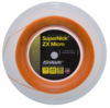 Ashaway SuperNick ZX Micro Squash String, 18g, Orange, REEL