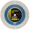 Ashaway UltraNick Squash String,18g, Power Blue, REEL