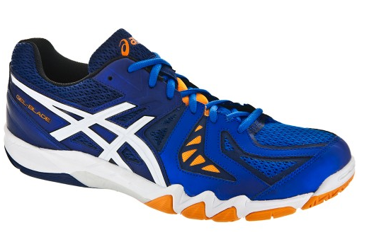 f6bf9504f9f last few - Asics Gel Blade 5 Men s Squash   Indoor Court Shoes ...