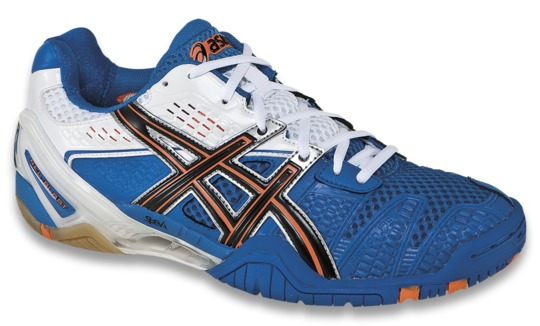 latest asics indoor shoes