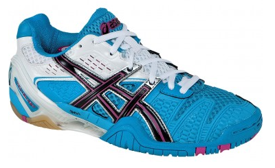 new style 4f216 0a6dc Asics Gel-Blast 5 Women s Squash   Indoor Court Shoes