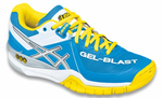 Asics Gel-Blast 6 Women's Squash / Indoor Court Shoes, Diva Blue