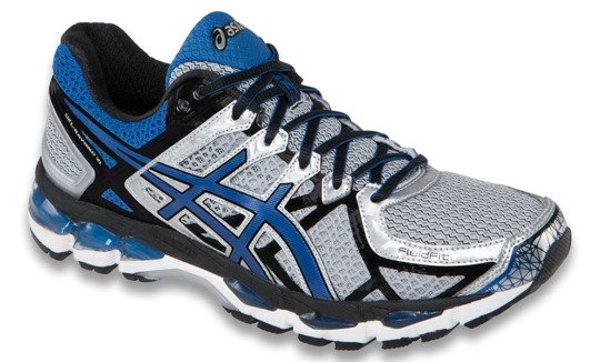 asics men's gel kayano 21 running shoe