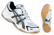 ASICS Gel Rocket 4 Squash / Volleyball Men's Shoes
