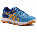 last few - Asics Gel-Rocket 7 Women's Squash / Indoor Court Shoes, Deep Blue