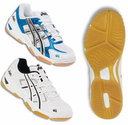 Asics Gel Rocket III Squash / Volleyball Lady's Shoes