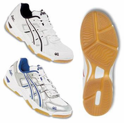 Asics Gel Rocket III Squash / Volleyball Men's Shoes