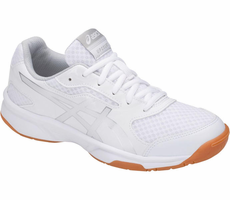 Asics Men's Gel-Upcourt 2 Shoes, White/Silver