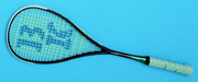 Black Knight 5830 Hawk Squash Racquet
