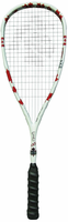 Black Knight C2C nXS White Squash Racquet, no cover