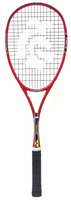 Black Knight Ion Storm XT Squash Racquet, with cover