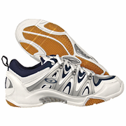 CLOSEOUT - Hi-Tec Wraptor Squash / Racquetball Men's Shoes, white