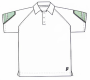 CLOSEOUT - Prince Polo Men's Shirt