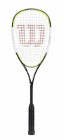 Wilson nRage Squash Racquet, no cover