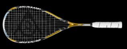 DEMO - Dunlop Aerogel 4D Max Squash Racquet, used once