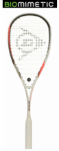 Pro's Frame - Dunlop Biomimetic Evolution 120 Squash Racquet, no cover