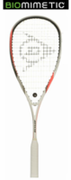 Dunlop Biomimetic Evolution 120 Squash Racquet, no cover