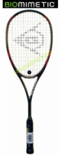 Last one - Dunlop Biomimetic Pro GT-X 140 Squash Racquet, no cover