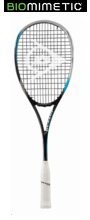 Dunlop Biomimetic Pro Squash Racquet, no cover