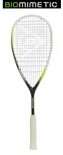 Dunlop Biomimetic Revelation 125 Squash Racquet, no cover