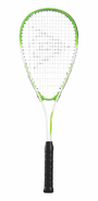 Dunlop Comp Mini Green Squash Racquet, no cover