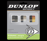 Dunlop Hydramax Overgrip, 3-pack
