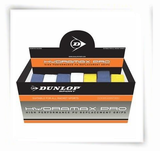 Dunlop Hydramax Pro Replacement Grip, 1-pack, Assorted Colors