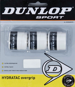 Dunlop Hydratac Overgrip, 3-pack