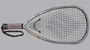 sold out - Ektelon More Attitude Racquetball Racquet