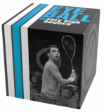 Eye Blue Dot Beginner Squash Ball