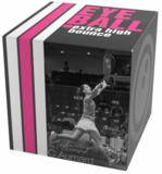 Eye Junior Pink Dot Squash Ball