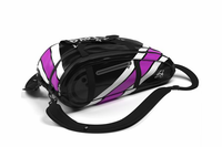 Eye Tour 10 Rackets Bag, Black / Purple
