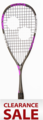 Eyerackets V.Lite 110 POWER Squash Racquet